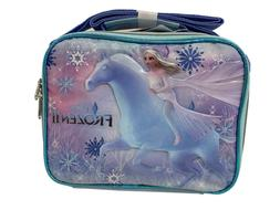 Limited Edition Disney Frozen 2 Lunch Bag with Strap - Elsa