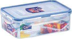 Lock and & Lock Plastic Food Storage Containers Cake Lunch B