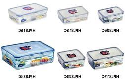 Lock & Lock 3XPlastic Food Container Compartments Divider St
