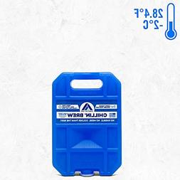 Long Lasting Ice Pack for Coolers Lunch Boxes Camping Small