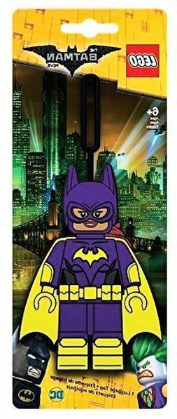LEGO  Luggage Tag: The Batman Movie - Batgirl  Gear: Luggage