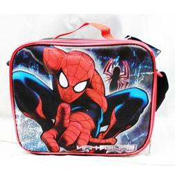 Lunch Bag - Marvel - Spiderman - Activity Fun