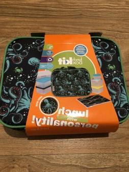 Bentology Lunch Bag and Box Set for Kids - Tote Bento Box &