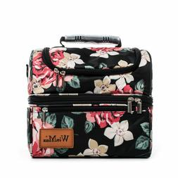 Lunch Bag Cute Lunch Container To-Go Work Outdoors Women Men