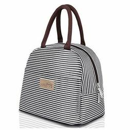 HOMESPON Lunch Bag Insulated Tote Box Resuable Cooler large