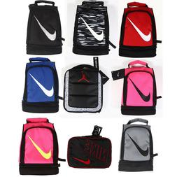 Nike lunch box bag lunch tote Nike two compartments Insulate