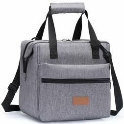 Lunch Bags Lunchbox Adult Insulated Water-Resistant Leakproo