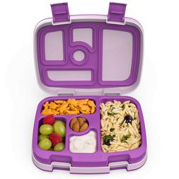 Lunch Box Bento Leak Proof Meal and Snack Packing for Kids E