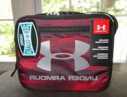 Under Armour Lunch Box Boys Insulated Hard Interior Super Du