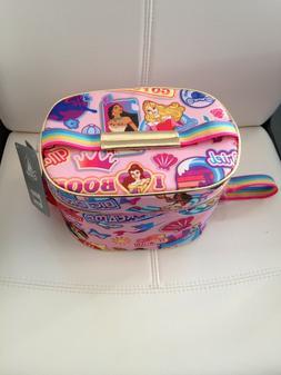 Disney Lunch Box Fabric Princess