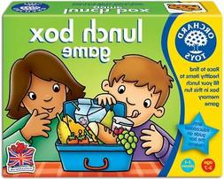 Orchard Toys Lunch Box Game Baby/Toddler/Child Memory Educat