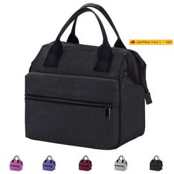 Srise Lunch Box Insulated Lunch Bag For Men And Women Meal P
