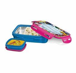 Milton Lunch Box Insulated Mini Deluxe Plastic Steely Tiffin