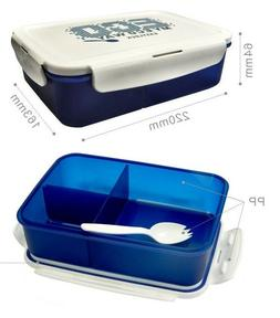 Lunch Box Cell Glove Leak Proof BPA Free Safe Microwavable!