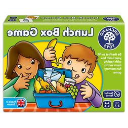 Orchard Toys Lunch Box Memory and Matching Game, Educational