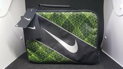 Nike Lunch Box style 9A2663-KE4  Black Green