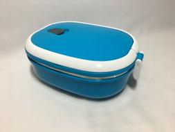 Lunch Box w/ Stainless Steel Interior 1.0L, Spill Resistant