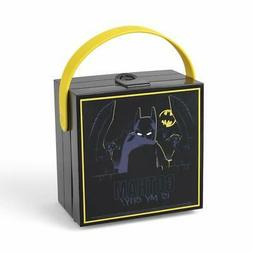 Lego Lunch Box with Handle Batman the Movie Food Container