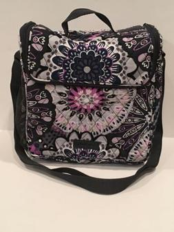 Vera Bradley Lunch Crossbody lunch box Quilted Mimosa Medall