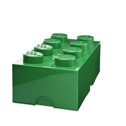 Lego Lunch Mini Box 4 Dark Green