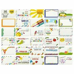 Juvale Pack of 60 Lunch Box Notes - Colorful Inspirational a