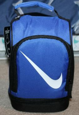 Nike lunch box tote school bag for boys/girls 2 compartments