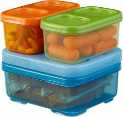 Rubbermaid LunchBlox Kids Lunch Box & Food Prep Containers w