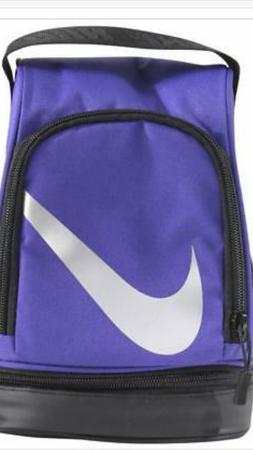 Nike Lunchbox Bag-Purple-NWT