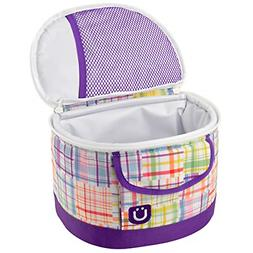 ZUCA Lunchbox Choose Your Style: Vinyl Liner for Easy Cleani