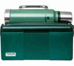 Stanley Lunchbox Cooler Bottle Combo, Green