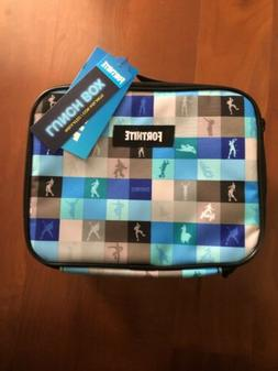 Fortnite Magnify Insulated Lunch Box Bag Dancing Silhouette