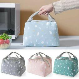Men Women Kids Insulated Lunch Bag Adult Small Lunch Box For