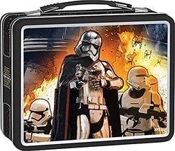 Thermos Metal Lunch Kit, Star Wars Episdoe VII Kylo Ren/Capt