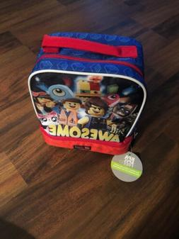 Lego Movie Insulated Dual Lunch Box Kids Still Awesome
