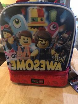 movie insulated dual lunch box kids still