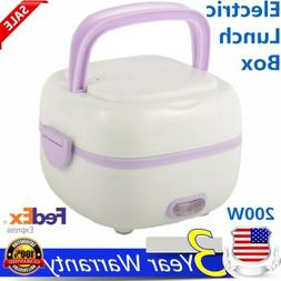 Multifunctional Electric Steamer Lunch Box Mini Rice Cooker