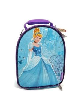 NEW Thermos Disney Princess Insulated Lunch Box Cinderella B