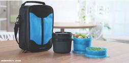Tupperware New Executive Office Lunch Set, 1220 ml