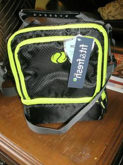 new fit and fresh insulated lunch box