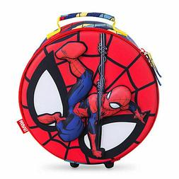 NEW Disney Store Marvel Spiderman Lunch Box Tote Bag Geo