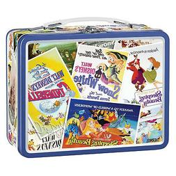 NEW Thermos Metal Classic Disney Princess TIN Lunch BOX Coll