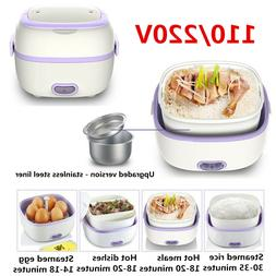 New Multifunctional Electric Lunch Box Mini Rice Cooker Port