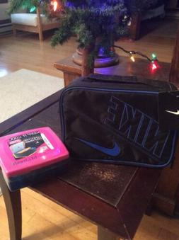 New Nike Lunch Box Insulated With Fit&Fresh Lunch Pod W/ Ice
