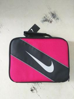 NEW Nike Reflect Lunch Box Pink & Black BNWT