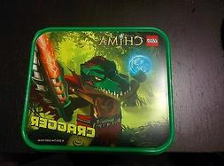 New Without Box Lego Legends of Chima Cragger Lunch Box