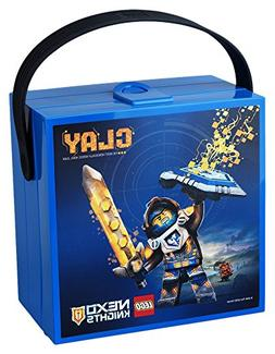 LEGO Nexo Knights Lunchbox with Handle Bright Blue