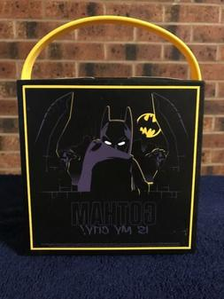 NIB LEGO 4051 BATMAN LUNCH BOX w/ Handle Kids Movie Brick St