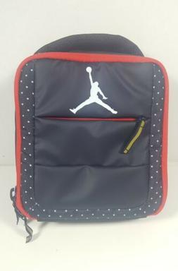 NIKE Air JORDAN JUMPMAN Lunch BOX/BAG INSULATED Bag OBSIDIAN