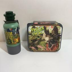 LEGO Ninjago Movie Lunchbox, Sand Green