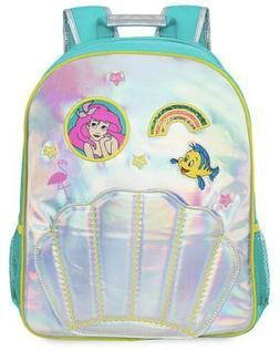 NWT Disney Ariel Backpack School and lunch Box —The Little